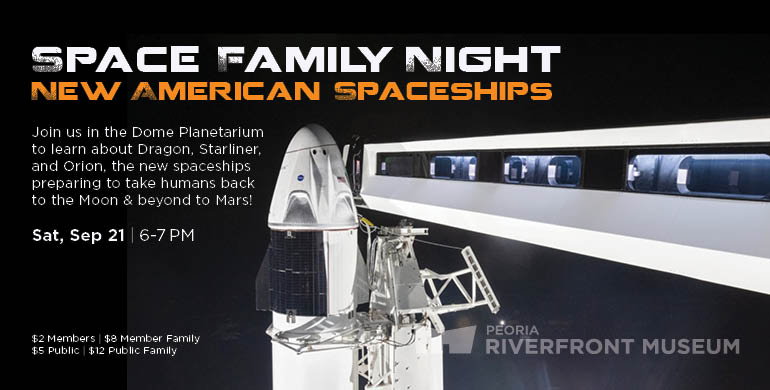 Programs Space Family New American Spaceships
